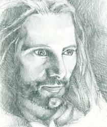 Aragorn by marlontorres