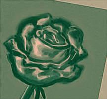 A rose 2 by Lilostitchfan
