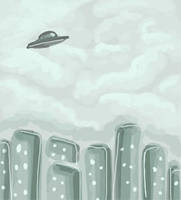 UFO by Lilostitchfan