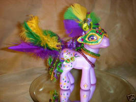 My Little Pony Custom Fleur by colorscapesart