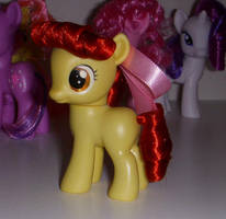 My Little Pony FiM Apple Bloom by colorscapesart