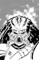 Monstober 2016 7 Predator by davehamann