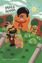 Mole Mania by jmamante02
