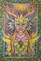 Forest Spirit by Lhox