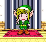 Link posing screenshot - color by Link8312