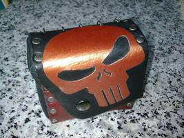 black mana deck box by ShamanMagic