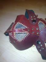 steampunk mask by ShamanMagic
