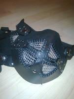 cyberpunk mask by ShamanMagic