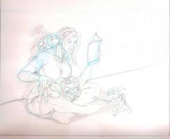 BMNT sketch by ShamanMagic