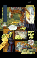 The Tortured Raven page 2 by ShamanMagic