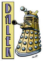 Dalek by ShamanMagic