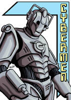 Cybermen by ShamanMagic