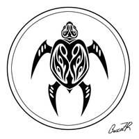 Tribal Turtle by ShamanMagic