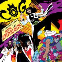 Music for Supervillains by egypturnash