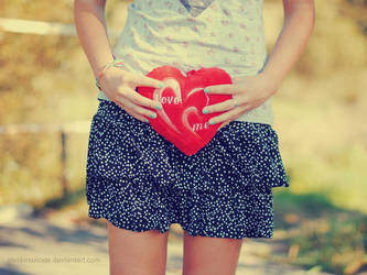 love me by lifelikesuicide