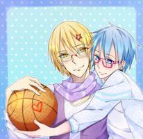 Kuroko no Basket by marialife