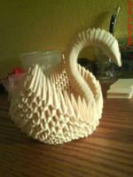 Swan by didyagetthat