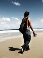 Faceless tanned beach jeans by Beachrockz4eva