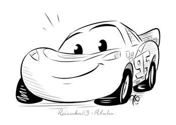 McQueen by Rainmaker113