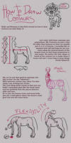 Centaur tutorial part 1 by GreecemisisBiscuit