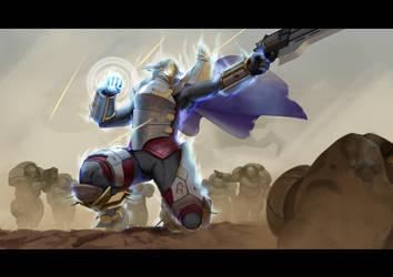 Oboro Combat by Bobot073