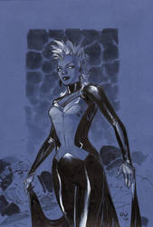 Punk storm tonal commission by GIO2286