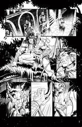 Pathfinder Tarzan one shot p3 by GIO2286