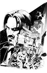 John Wick cover 3 by GIO2286