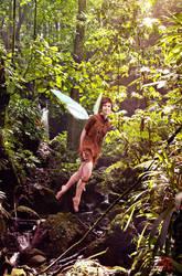 I believe in fairies by diamondcrevasse