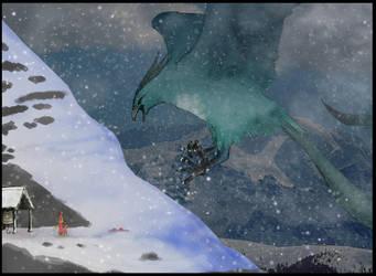 Call of a Frozen Legend... by JoshuaDunlop