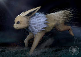 Jolteon by JoshuaDunlop