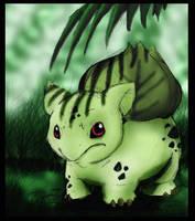 Bulbasaur pokemon evo by JoshuaDunlop
