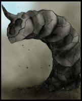 Tremors from beneath- evo by JoshuaDunlop