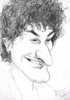 Caricatura by zetsubou-akane