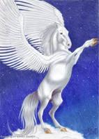 Pegasus by LindaColijn
