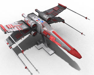 X-Wing by LPArmyMen