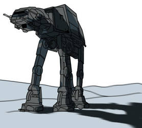 At-At by LPArmyMen