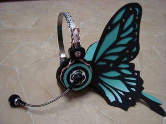 Complete Magnet Headphones by 0TenshiNoYami0
