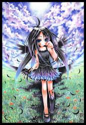 Blackened Angel by emperpep