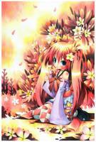Gift for xo-Sakura-chan by emperpep
