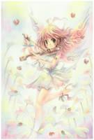 Violin Fairy by emperpep