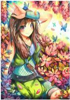 Kozue for Yuko-Lee by emperpep