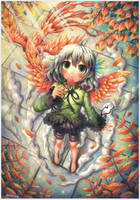 Phoenix Alyse by emperpep