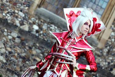 Crimson Lord by MahPsylocke
