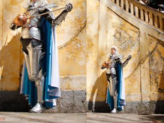 Armor Suit by MahPsylocke