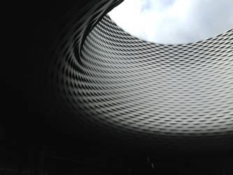 Basel Convention Center New Hall by Jujuly21
