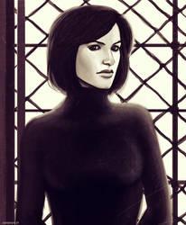 Detective Benson by Jean-Teufel