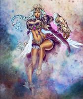 Daimidas Warrior contest entry by Jean-Teufel
