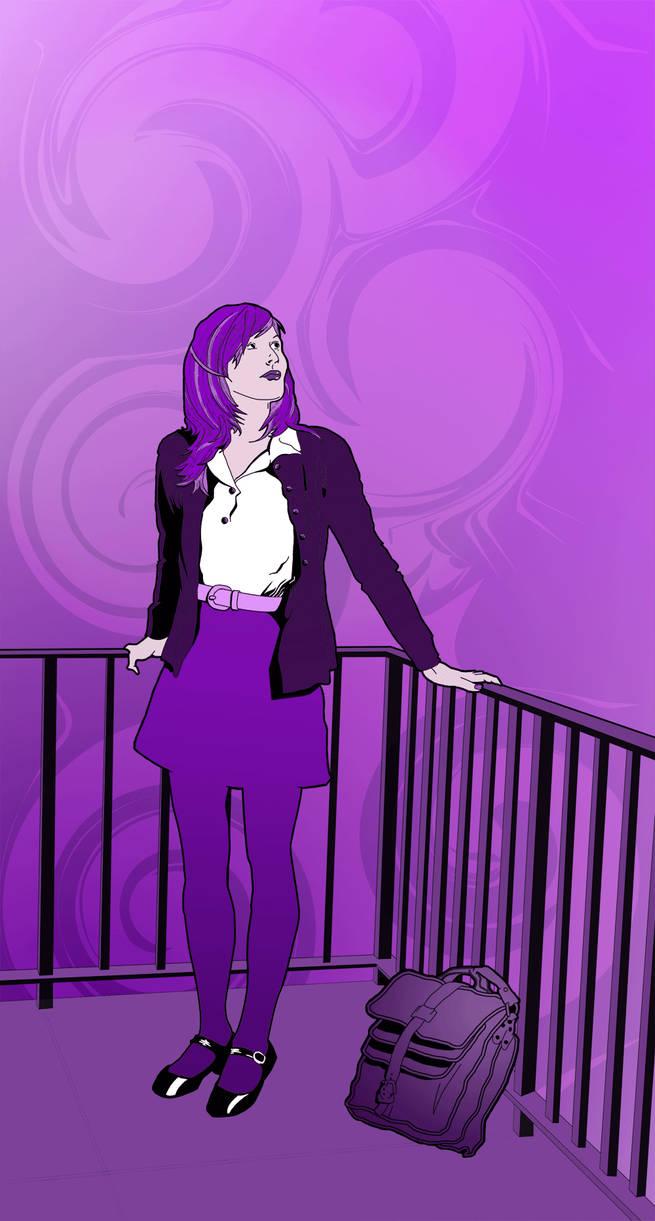 Purple by AllenHolt