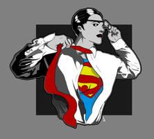 Superwoman by AllenHolt